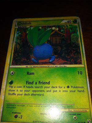 Pokemon card for Sale in Dallas, TX