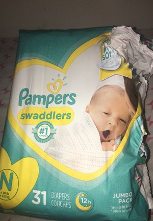 Newborn diapers for Sale in Wheaton, MD
