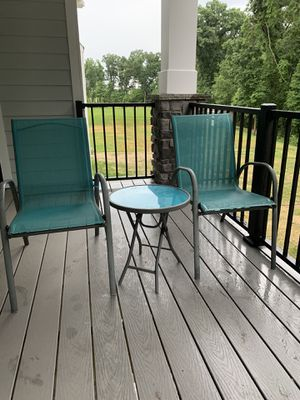 3 pieces patio furniture for Sale in Baden, PA