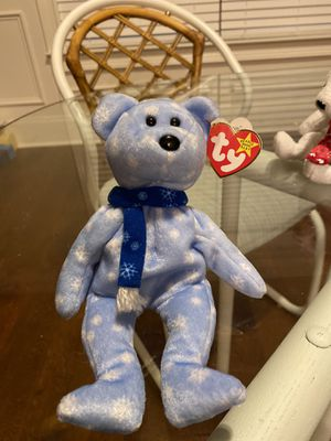 1999 Holiday Teddy...Beanie Baby for Sale in Cumming, GA