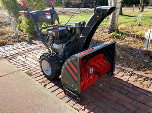 Troy-Bilt XP Storm 3090 XP snow blower for Sale in Cleveland, OH