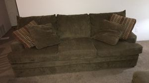 Couch n Oversize chair for Sale in Arvada, CO