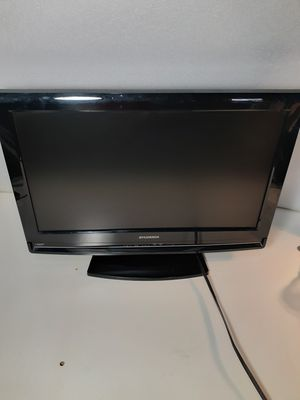 Sylvania digital television, working well, No remote for Sale in Hayward, CA