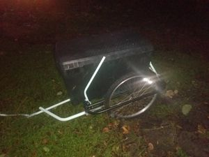 Trailer for bicycle heavy duty for Sale in Tampa, FL
