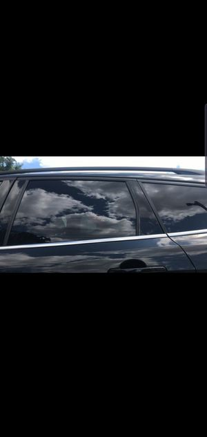 Good deal ,tinting the five windows of the cars , 25% off for 30 days 150$ only for Sale in Centerburg, OH