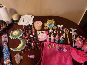 Toys and nail polish bundle - NOT FREE for Sale in Frisco, TX