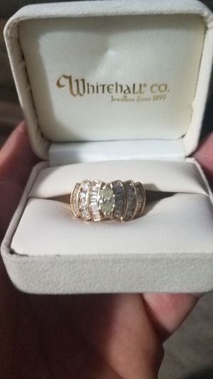 Diamond ring with appraisal for Sale in Ashland City, TN