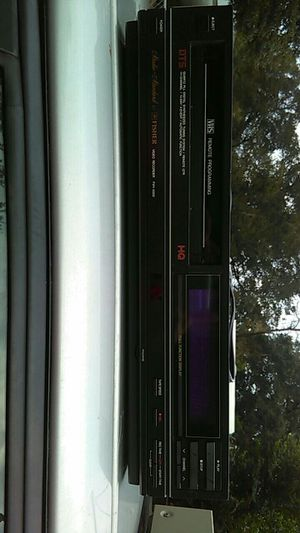 Fisher VCR & Tuning System for Sale in Milton, FL