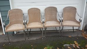 Patio Chair Set for Sale in Seattle, WA