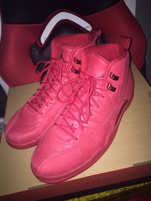 Jordan Retro 12 Size 11.5 RED for Sale in Georgetown, KY