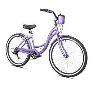 "Kent 26"" Bayside Women's 7 Speed Cruiser Bike - Purple - Brand New In Box for Sale in Silver Spring, MD"
