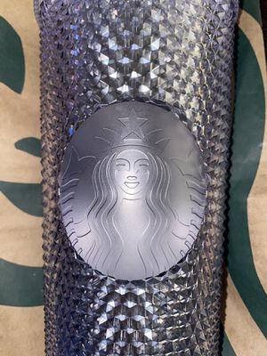 Silver Starbucks Tumbler for Sale in Laveen Village, AZ