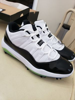 Jordan 11 Concord Golf Shoes (Sz 11) for Sale in Greensboro, NC