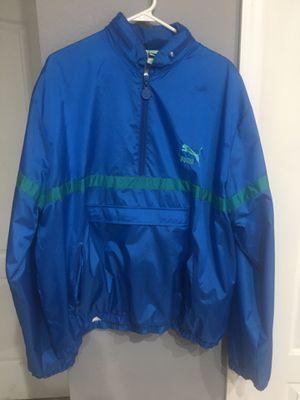 Vintage 80's puma track jacket for Sale in Orlando, FL
