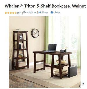 Office Desk and Bookshelf for Sale in Santa Barbara, CA