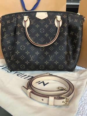 LOUIS VUITTON Turenne MM Handbag NEW w/tags, box, bag, leather strap. AUTHENTIC for Sale in Las Vegas, NV