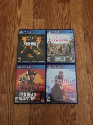 Brand new games for Sale in Tampa, FL
