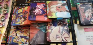 $10 each Anime Wallet / Dragon Ball / My Hero Academia / BTS / Pokemon for Sale in North Las Vegas, NV