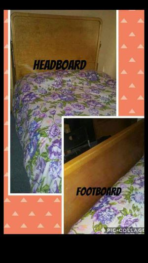 Full size bed for Sale in Silver Spring, MD