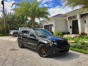 2008 Jeep Grand Cherokee Laredo with R/T package for Sale in Pompano Beach, FL