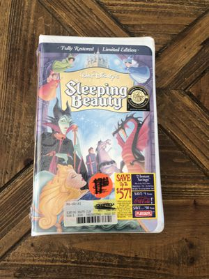 Sleeping Beauty Walt Disney Masterpiece Limited Edition Sealed for Sale in Mahopac, NY