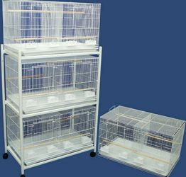 4 Tier Bird Cages/Small Animal Apartment Cages for Sale in Temple City,  CA