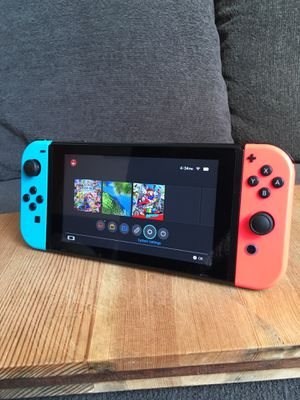 🔥NINTENDO SWITCH ONLY🔥 -🔥AMAZING CONDITION🔥 - 🔥HACKABLE MODEL🔥 for Sale in Los Angeles, CA