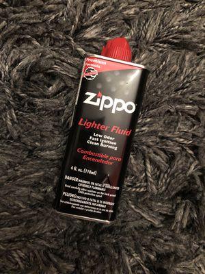 Zippo lighter fluid. for Sale in Shoreline, WA