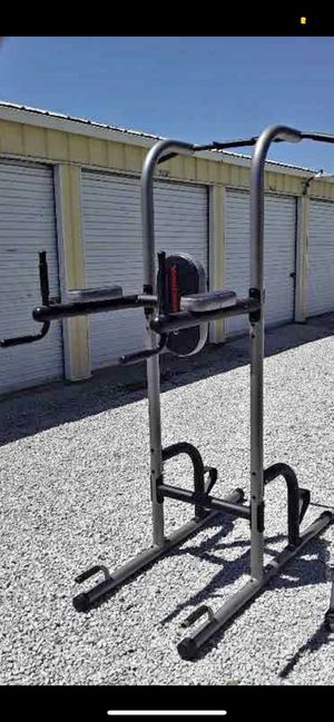 Power tower, pull up / dip station for Sale in Algonquin, IL