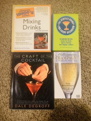 Mixology Books for Sale in Clarksville, TN