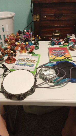 Skylanders swap force,Skylanders supercharger for Sale in Mason City, IA