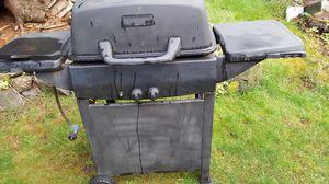 Grill Master propane bbq grill w/side burner FREE for Sale in Kirkland, WA