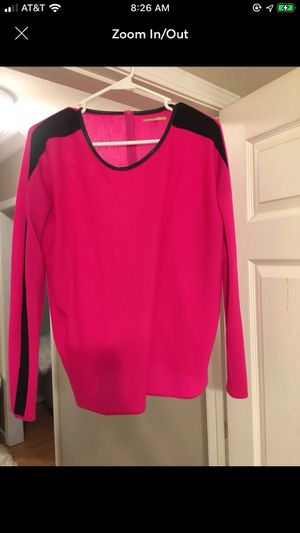 Hot Pink Gianni Bini sweater size small for Sale in Anderson, SC
