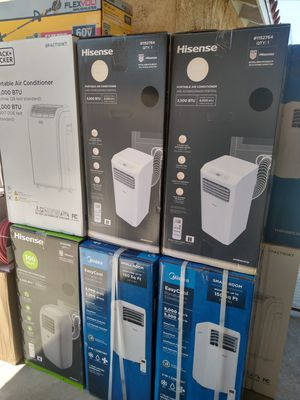 Portable air conditioner various brands and prices for Sale in City of Industry, CA