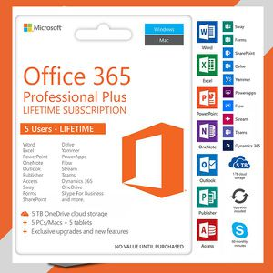 Microsoft Office Pro Windows and Mac ☺️ for Sale in Pasadena, CA