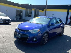 2016 Toyota Corolla for Sale in Garden Grove, CA