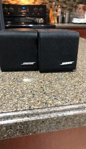 Set of Bose speakers for Sale in Kissimmee, FL