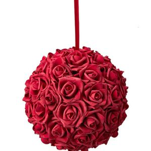 "10"" Foam Red Rose Kissing Balls for Sale in Fort Worth, TX"