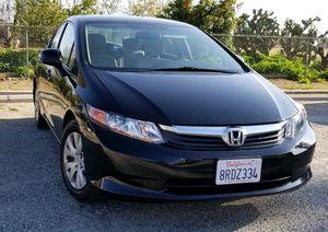 2012 Honda Civic Lx Sedan for Sale in Calimesa, CA
