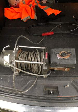 Warn winch for Sale in Eatonville, WA