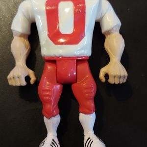 "Vintage Kenner 1988 Real Ghostbusters 6"" Tombstone Tackle Football Ghost Figure for Sale in Glendale, AZ"