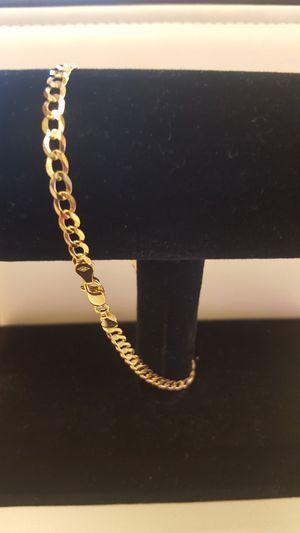 Ankle bracelet 14k for Sale in Miami, FL