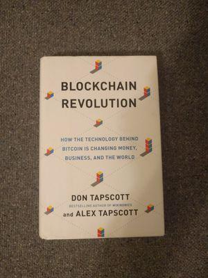 Blockchain revolution for Sale in Detroit, MI