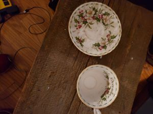Antique saucer and tea cup for Sale in Paducah, KY
