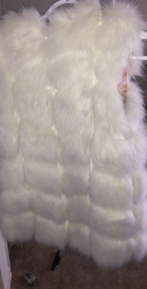 Faux fur vest for Sale in Alexandria, VA