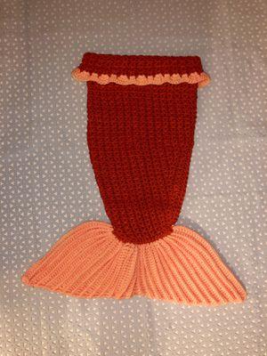 Mermaid tail blanket for Sale in City of Industry, CA