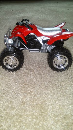 Kids red 4 wheeler toy good condition for Sale in Falls Church, VA