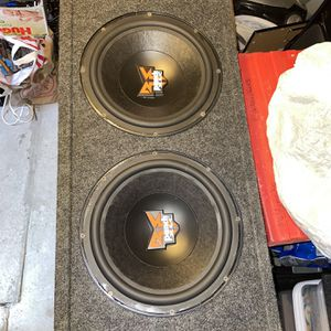 "12"" Rockford Fosgate Subs for Sale in Lynn, MA"