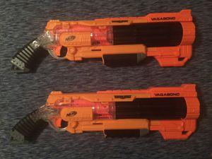 2 Nerf guns Vagabond doom lands 2169 for Sale in Oldsmar, FL