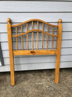 Twin bed headboard for Sale in Bend, OR